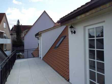 Über den Dächern-TRAUM - Neubauqualität.....aber günstiger und besser ausgestattet!
