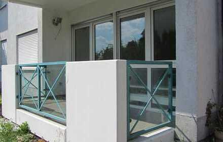 Helle Wohnung mit Balkon und Einbauküche in einer gepflegten Eigentumswohnanlage