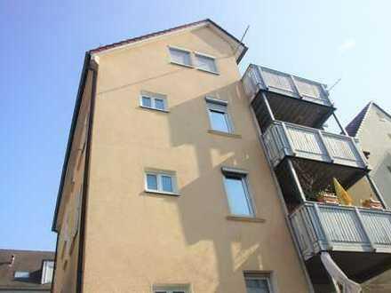 Rarität im Verkauf! 4-Familienhaus in ruhiger Lage mitten in Esslingen