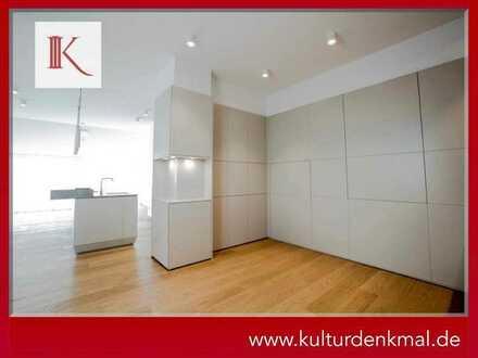Wunderschöne Wohnung | Außergewöhnliche Lage | Stellplatz | Lift | Balkon | Top-Grundriss