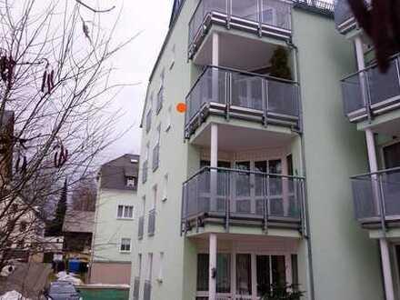 Gepflegte 3-Zimmer-Wohnung mit Süd-Balkon in Zwönitz