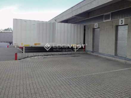 Lager-/Produktionshalle für Ihre Logistik in zentraler Lage zu vermieten!