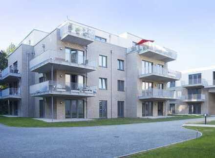 Neubauwohnung in 24113 Kiel-Hassee, 4-Zimmer, 113,81m² mit Terrasse im EdurPark