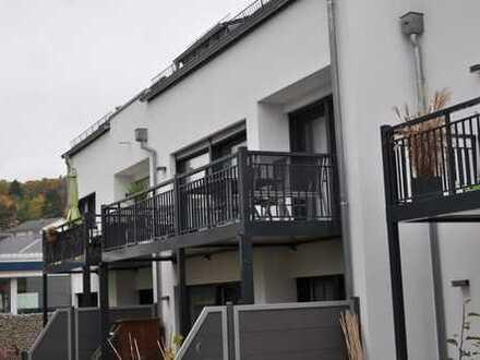 Neuwertige 3-Zimmer-Wohnung mit großem Balkon und Einbauküche in Forchheim