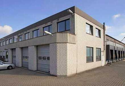 Logistikimmobilie mit Bürogebäude in bester Lage