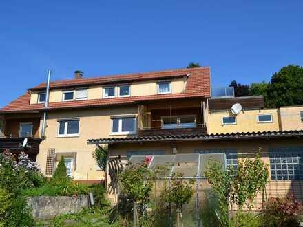 Mehrfamilienhaus mit 4 Wohneinheiten und schönem Ausblick