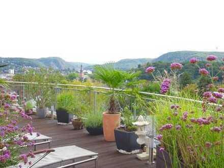 Außergewöhnliche PENTHOUSE Wohnung mit einzigartigem Blick über Bad Kreuznach