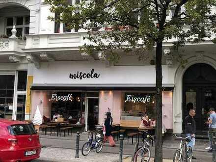 ***Eisdiele und Cafe sucht neuen Betreiber***
