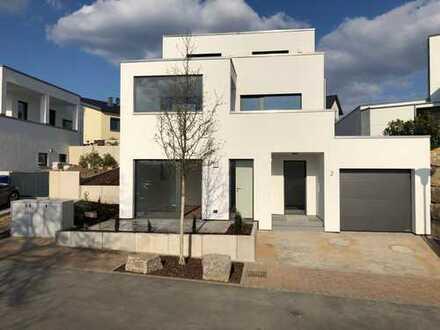 Erstbezug: 2-Zimmer-EG-Wohnung mit Aussicht in Güntersleben