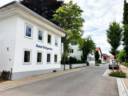 Gemütliches kleines Hotel in einem Kurort zu vermieten!