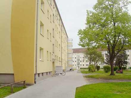 preiswerte Wohnung in ruhigem Wohnviertel