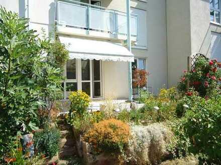 TOP 3 Zimmer EG-Wohnung Terrasse in ruhiger, zentrumsnaher Lage