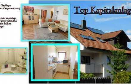 *** TOP-Kapitalanlage...Schöne 2 Zimmer Wohnung in begehrter Lage von Welzheim ***