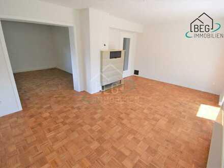 Frisch renovierte Wohnung auf 2 Etagen