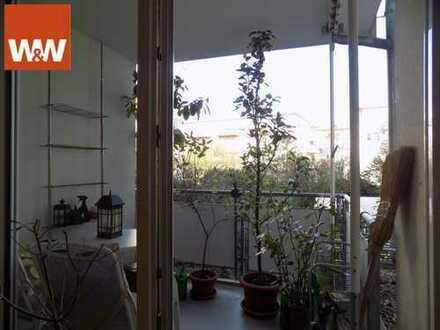 Entschleunigung vom Alltag! Coole Kapitalanlage mit Tiefgarage, Balkon und Einbauküche!