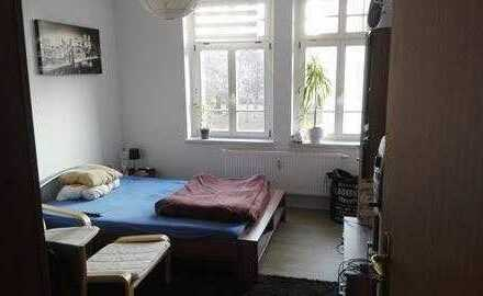 15m² Zimmer, in netter 2er WG, Altbau in Leipzig/Lößnig