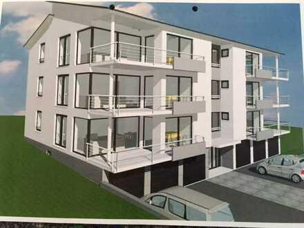 Neuwertige 3-Raum-Wohnung mit Balkon und Einbauküche in Seitingen