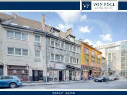Ertragreiche Kapitalanlage mit Entwicklungspotenzial im Zentrum von Köln