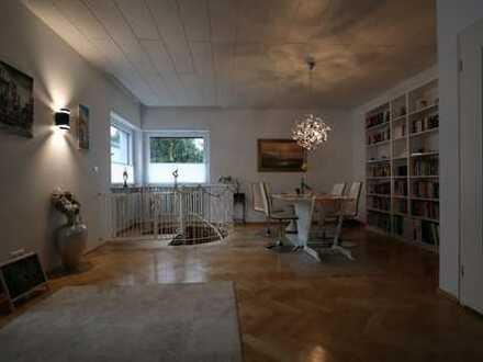 Großzügige Garten-Maisonette-Wohnung in sehr gefragtem Wohngebiet Mannheim-Lindenhof
