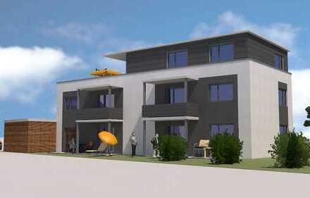 Penthouse Wohnung mit großer Dachterrasse in MFH in Rosenfeld