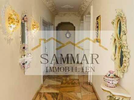 Märchenhafte 5 - Zimmer Luxus Erdgeschoss Wohnung mit großer Terrasse zu vermieten!