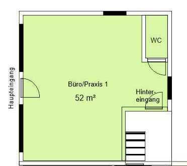 Praxis / Büro / Gewerbefläche in Schutterwald