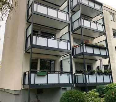** Helle 3 Zimmerwohnung mit Balkon in ruhiger Lage **