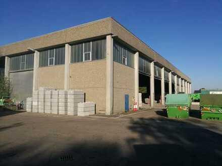 Lager - / Produktionshalle direkt an der B 35 in Knittlingen zu vermieten !