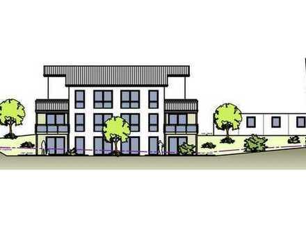 Neue Souterrain-Wohnung mit herrlicher Aussicht und ruhigem Garten