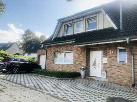 Doppelhaushälfte mit 285m² Wohnfläche in Mülheim an der Ruhr, Heißen