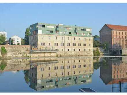 96 m² Penthousewohnung, gestaltbar nach Ihren Wünschen, direkt am Fuldaufer