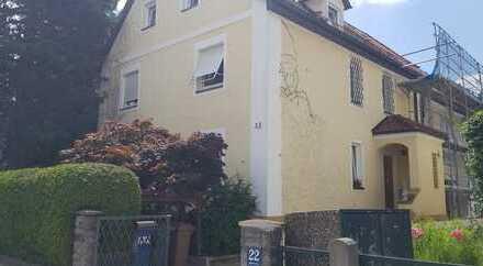 Haus mit Altbauflair nähe Partnachplatz