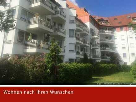 Sonnige 2-Raumwohnung mit Terrasse!!