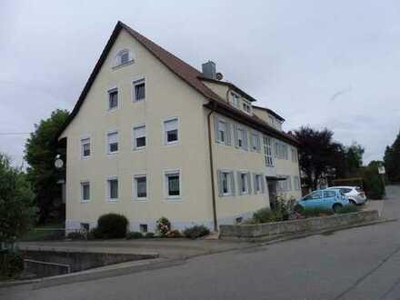 Dachgeschoßwohnung in Hechingen
