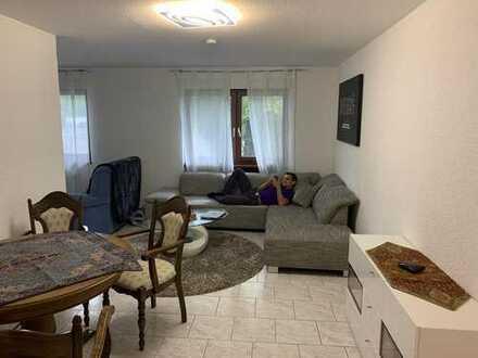 2 monatige Zwischenmiete: Möblierte Stilvolle 3-Zimmer-EG-Wohnung mit EBK in Karlsruhe