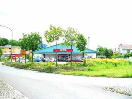 Einzelhandelsfläche im Gewerbegebiet