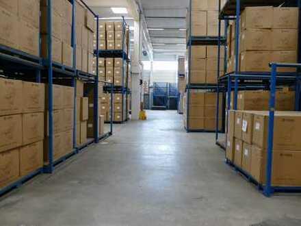 Projektierung einer Neubau Lager-, Logsitikproduktion (Baugenehmigung erteilt).