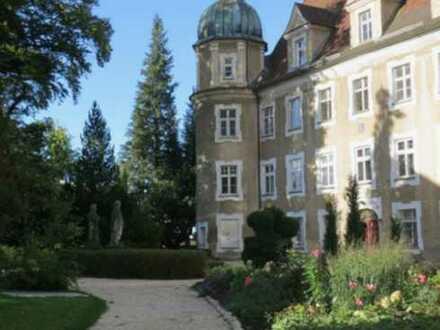 Arbeiten und Wohnen im Schloss