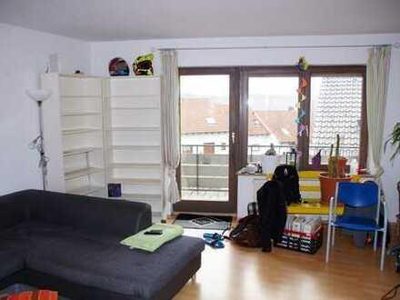 3 Zimmer-Maisonette mit großem Balkon