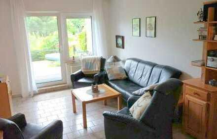 Top Wohnung in bester Lage mit Garten und Wasserzugang zum Siel in Dornumersiel