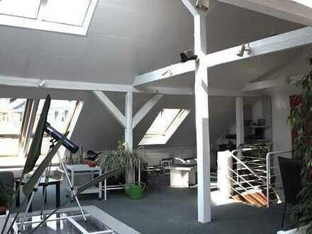 Südviertel Marburg 3ZKB Altbau Dachgeschoss
