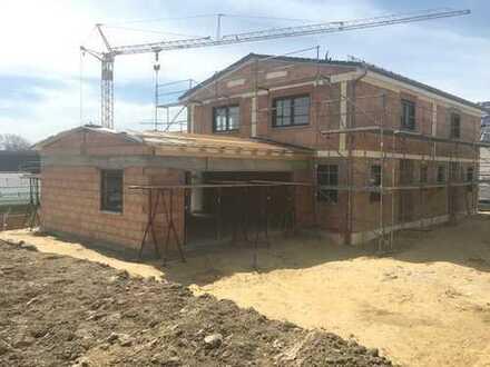 Neubau DHH Tandern mit Doppelgarage - Ruhige Lage