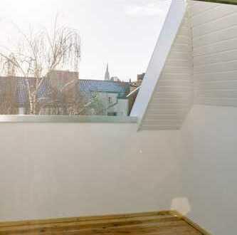 3-Zimmer Dachgeschoss-Traumwohnung mit Loggia, Nähe Lindener Marktplatz