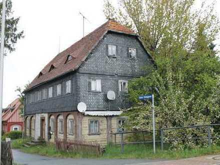 altes Haus im Mietkauf