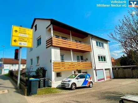 Charmante 4 Zimmer-Wohnung mit 2 Balkone