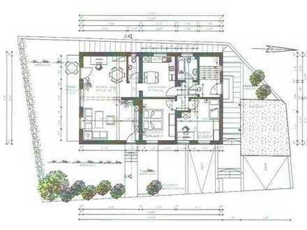 Freie Erdgeschoss 3- Zim. Whg. mit ca. 100 qm Garten - sehr ruhige und zentrale TOP Stadtlage