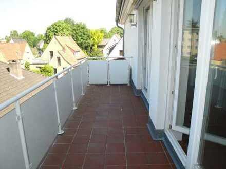 Exklusive, großzügige 2,5-Zimmer Maisonettenwohnung in Eversten mit 2 Dachterrassen