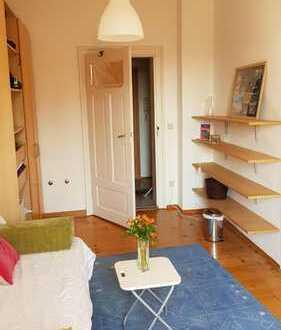 Ruhiges Altbauzimmer an berufstätigen Wochenendpendler zu vermieten - kurzfristig und langfristig