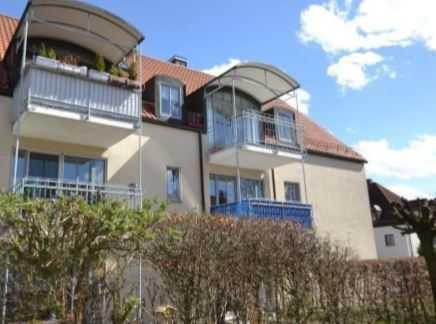 Exklusive, 4-Zimmer-Maisonette-Wohnung mit Balkon im Schulzentrum Augustenfeld