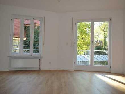 Schöne 1- Zimmer Wohnung in München, Villenviertel Alt-Solln, ab 1.8. frei